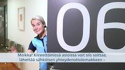 Tampereen kaupungin terveysasemilla käyvät kaikki!