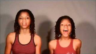beyonce best thing i never had cover chloe and halle
