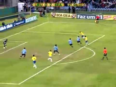 Resultado de imagem para brasil x uruguai 2009