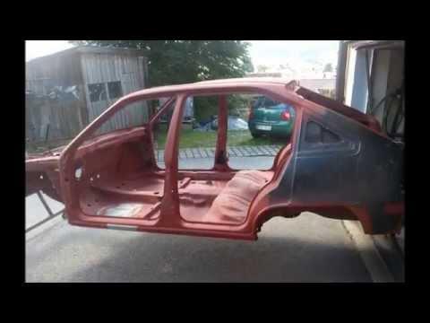 Opel Kadett E GSI