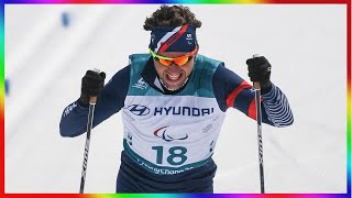 Benjamin Daviet remporte l'or au biathlon, sa troisième médaille de la compétition