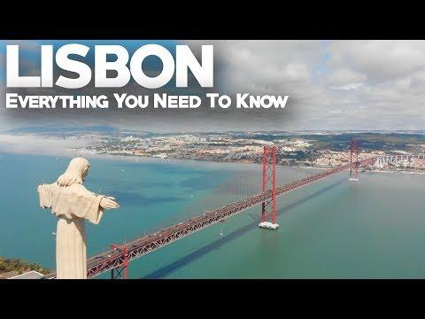 Lisbon Portugal Travel Guide: Lisboa Portugal Travel Tips