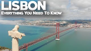 Lisbon Portugal Travel Guide: Lisboa Portugal Travel Tips