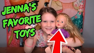a 6 Year Old Girls Favorite Toys