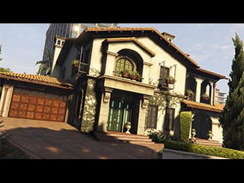 Inbreken In Micheals Huis 2.0 - GTA 5 - MinionFartGun