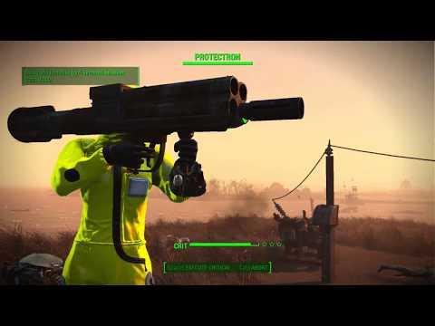 Мод для Fallout 4 закидывает в пустошь 50 чудищ разом