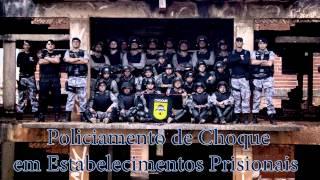 13° Curso de Operações de Choque Valparaíso/Goiás - 13°COC