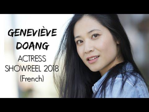 Vidéo Bande Démo Geneviève Doang 2018