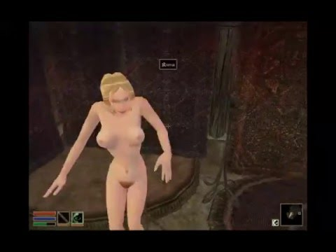 Mods morrowind female body