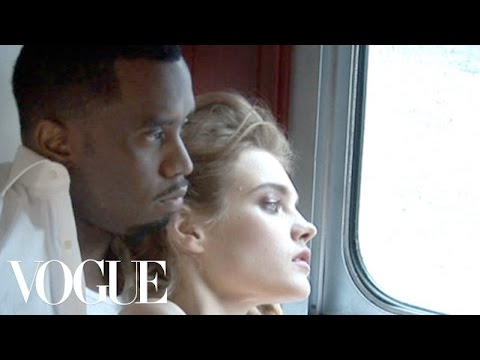 """Sean """"Diddy"""" Combs Makes His Last Train to Paris a Reality"""