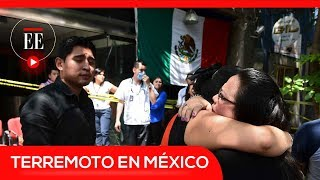 Terremoto en México: más de 40 muertos y varios edificios colapsados | El Espectador