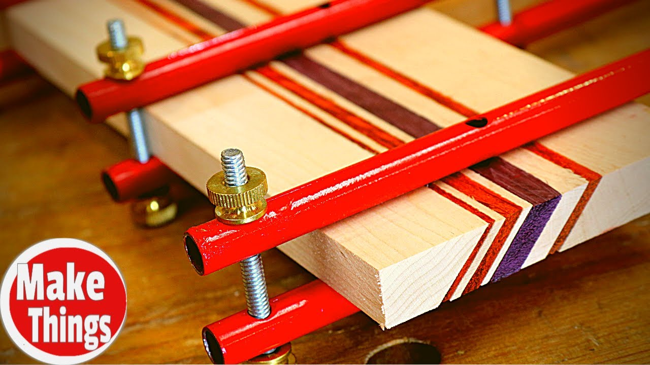 Mini Panel Clamps // Do the Impossible with Simple Tubing!