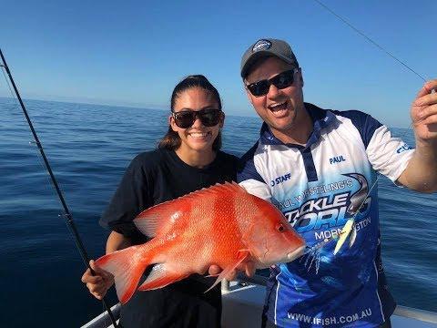 IFISH Reef Fishing Darwin