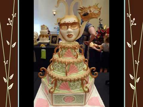 Cake Design Competition Show : Ocala Cake Competition 2012 - YouTube