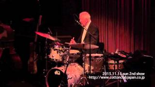 JOE PORCARO QUARTET featuring EMIL RICHARDS : LIVE @ COTTON CLUB JAPAN  (Nov.15,2015)