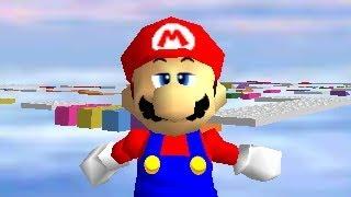 Super Mario 64 - Roblox Parkour!