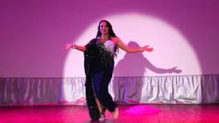 Maya Sabitova. Gala-show In Penza City. February 2016.