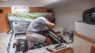 Epic Encounters & Endless Repairs - The Yin & Yang of Boat Life || Sailing Bora Bora