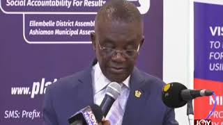 Social Accountability Multi Stakeholder Forum on  The Pulse on JoyNews 27 2 18