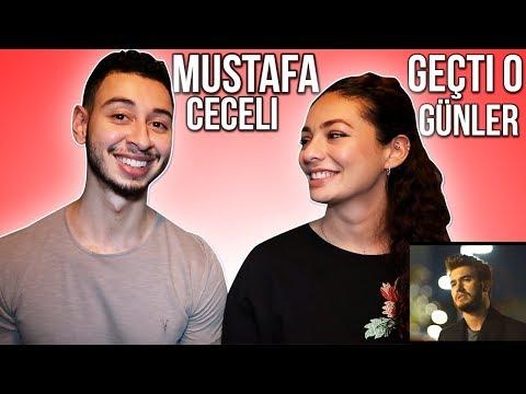 Mustafa Ceceli Geçti O Günler Turkish Reaction | Jay & Rengin
