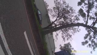 smax新竹被擊落的影片