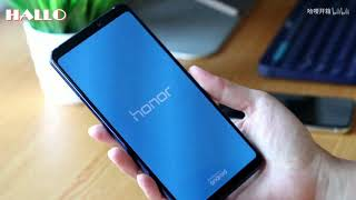 Honor Note 10 Unboxing