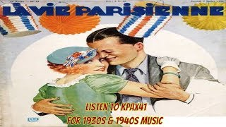 Big Band Swing Music of the 1930