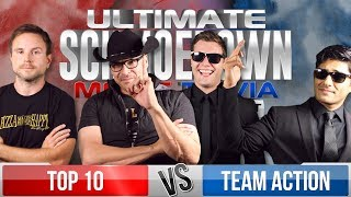 Top 10 VS Team Action - Ultimate Schmoedown Team Tournament Semi-Finals