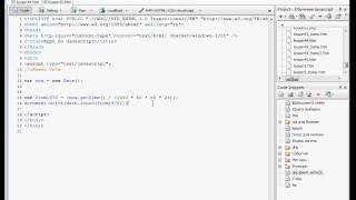 JavaScript Урок 68. Практической пример по объекту Date. Домашнее задание.