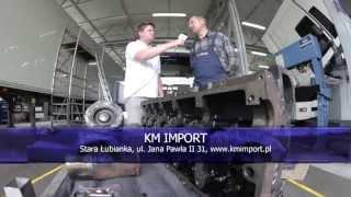 KM IMPORT - Remont generalny silnika