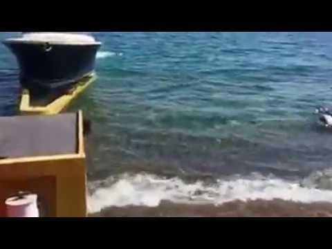 Liagis Marine ανέλκυση TEOREMA 35ft