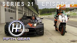 Fifth Gear: Series 21 Episode 9 - Full Episode