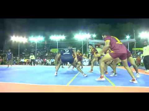 Special song for Kabaddi (Tamil)_Velmurugan_Bharathi,Keerthi Sekar