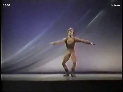 Other Dances 1st male var - Baryshnikov, Woetzel, Hübbe, Bocca, Legris, Hilaire, Bart, Garcia, ...