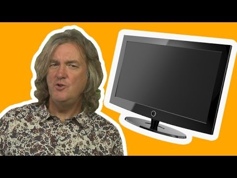 How Do Plasma Tvs Work I James May Q A I Head Squeeze Youtube