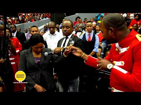 *MUST WATCH* 'Sacrifice your child or die!' -  demands Satanists - Accurate Prophecy with Alph LUKAU