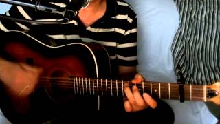 The Inner Light ~ The Beatles - George Harrison ~ Acoustic Cover w/ Framus Texan 12-String 1964