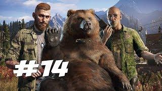 РУЧНОЙ МЕДВЕДЬ ЧИЗБУРГЕР - Far Cry 5 - Прохождение на русском #14