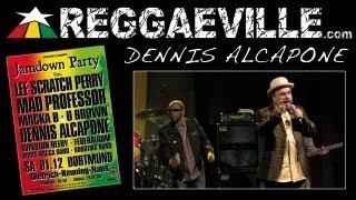 Dennis Alcapone In Dortmund, Germany@ Jamdown Party 12/1/2012