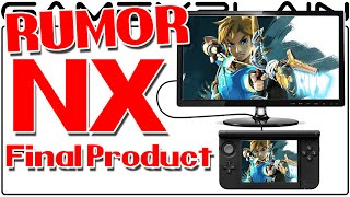 RUMOR - NX's Final Product Features Revealed