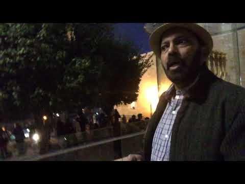 Irfan ullah Visit to Jerusalem ,IsraelIMG