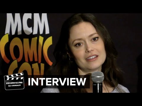 MCM Hannover Comic Con: Interview mit Summer Glau zu ihrer Karriere