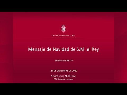 En vídeo | Vuelva a ver el discurso de Navidad del rey Felipe VI