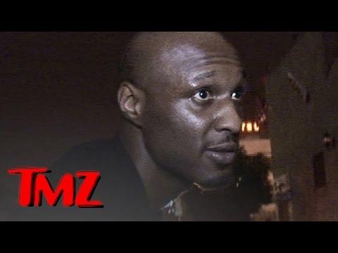 Lamar Odom, Cocaine & Mystery Pills at Brothel - TMZ - 동영상