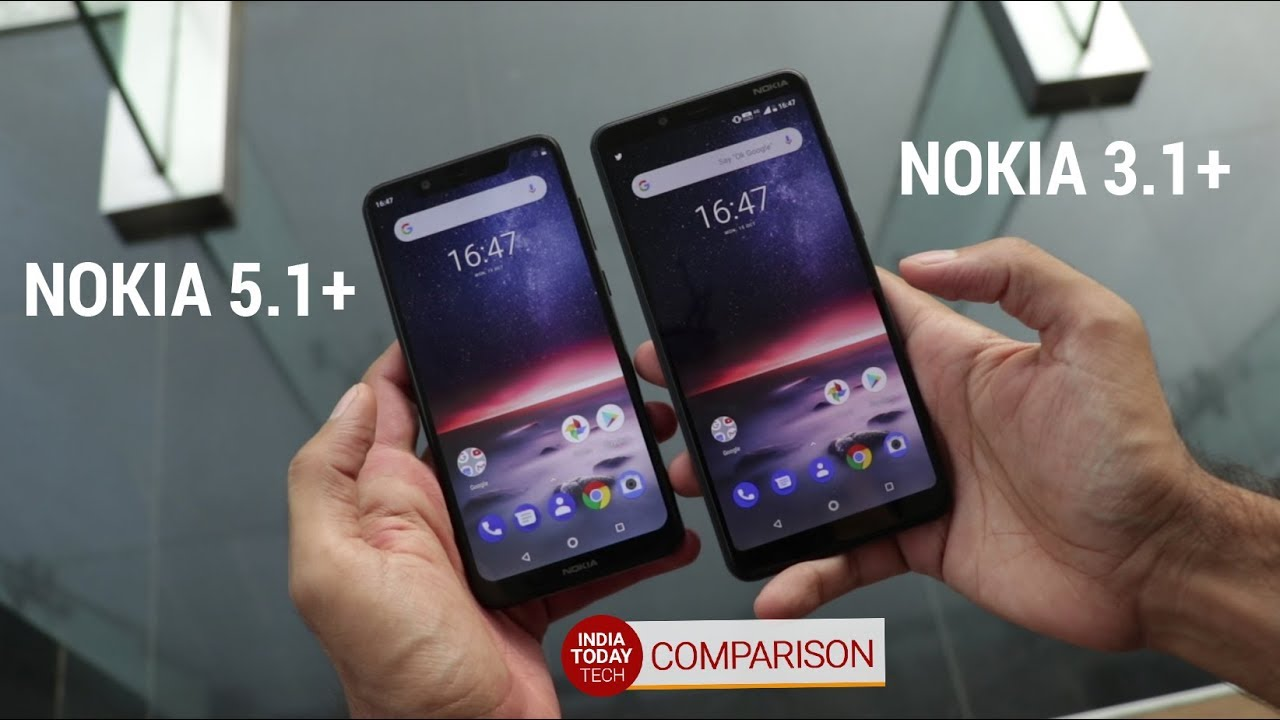 Nokia 3 vs Nokia 5 vs Nokia 6 - HDblog.it