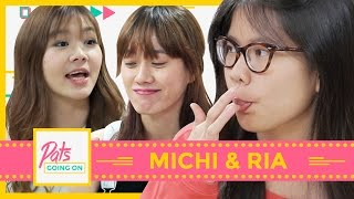 NyamNyamNyam Returns? ft. Michi & Ria SW - Pats Going On