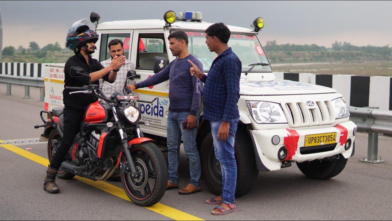 Highway Patrol ne Pakad Liya!! | Kawasaki Vulcan S | Review & Acceleration