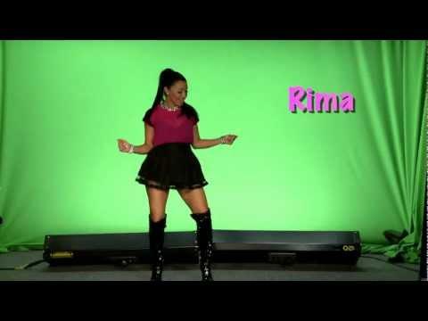 Rima - Bad Girls Club 9 Casting Video