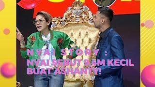 Download lagu Nyai Story: Nyai Sebut 9,4 M Kecil buat Ashanty   Pesbukers