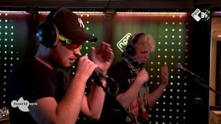 Donnie, Joost - Parmezaan & Linkerbaan (Live bij 3FM)